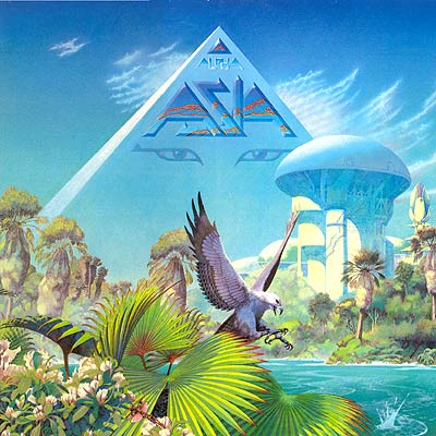 Asia - Alpha  CD (album) cover