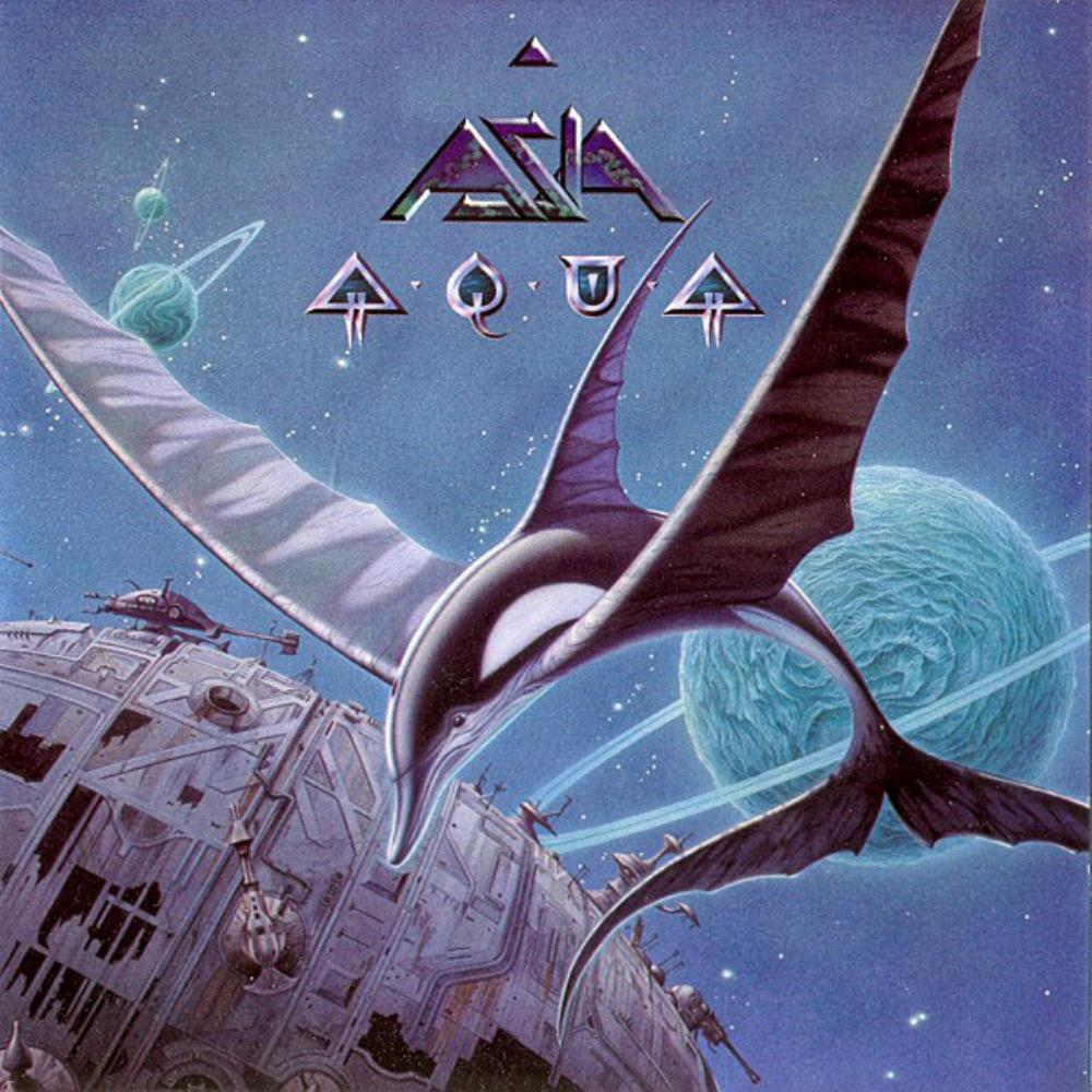 Aqua by ASIA album cover