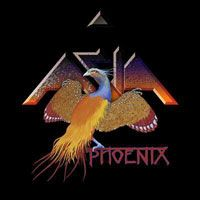 Asia - Phoenix CD (album) cover