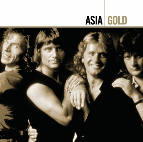Asia - Gold CD (album) cover