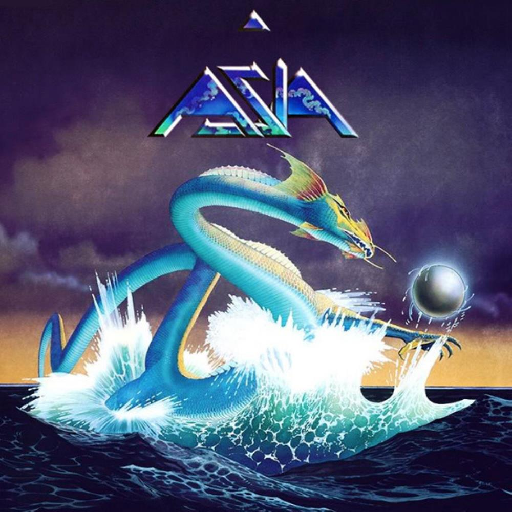Asia by ASIA album cover