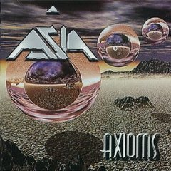 Asia Axioms album cover