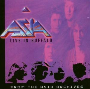 Asia Live in Buffalo  album cover