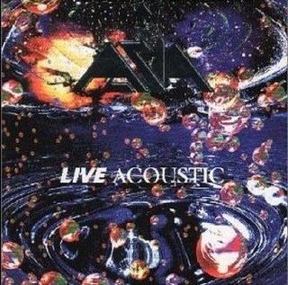 Asia Live Acoustic album cover