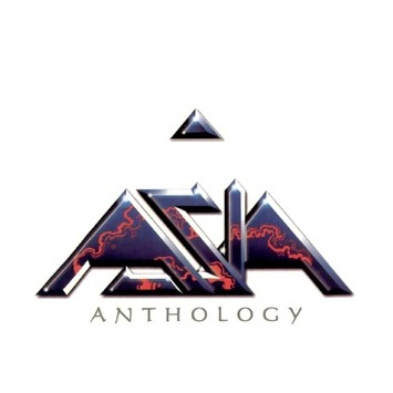 Asia - Anthology CD (album) cover