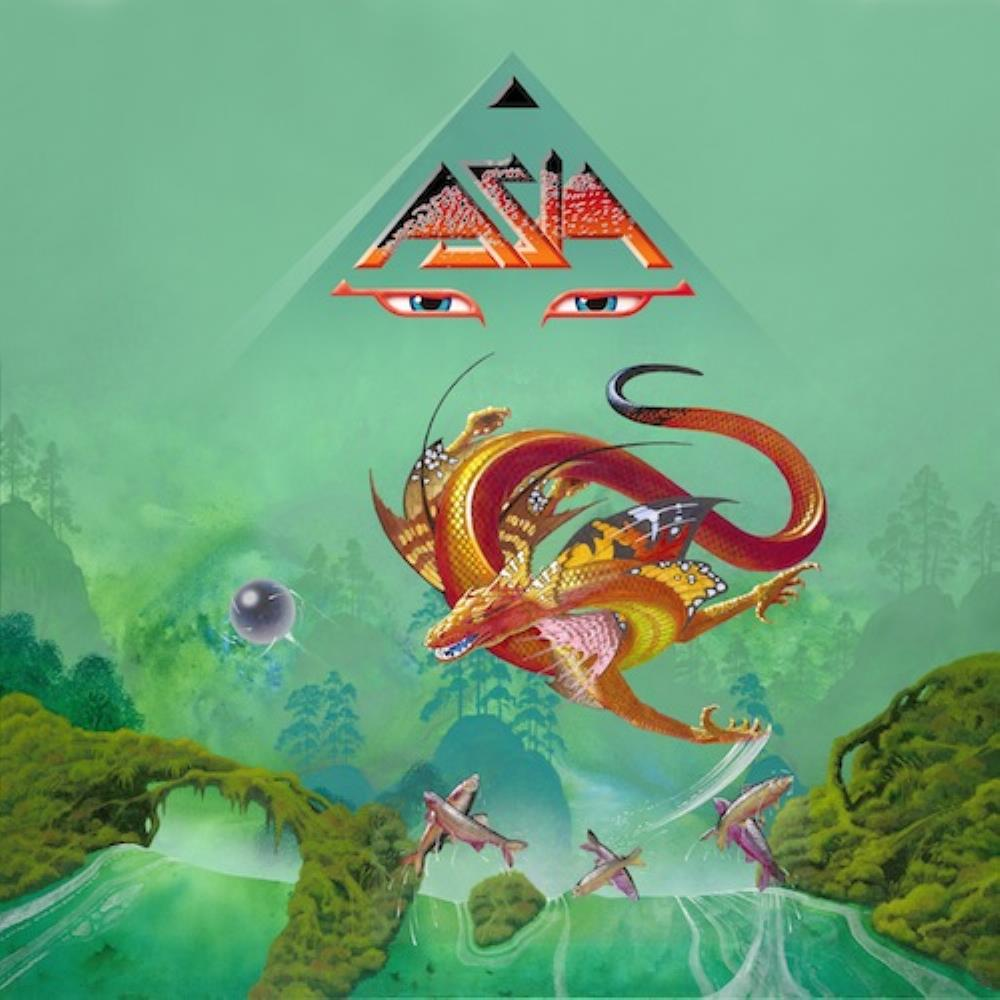 Asia - XXX CD (album) cover