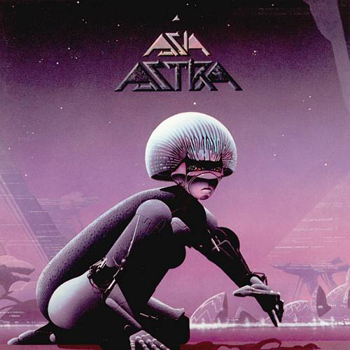 Asia - Astra CD (album) cover
