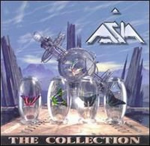 Asia - The Collection CD (album) cover