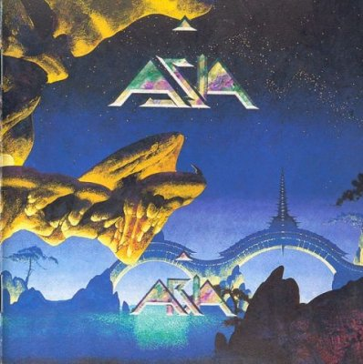 Asia - Aria CD (album) cover