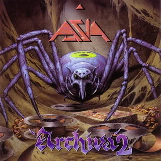 Asia Archiva 2 album cover