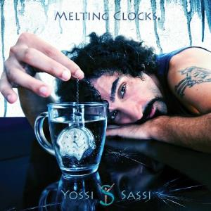 Yossi Sassi - Melting Clocks CD (album) cover