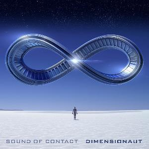 Sound Of Contact - Dimensionaut CD (album) cover