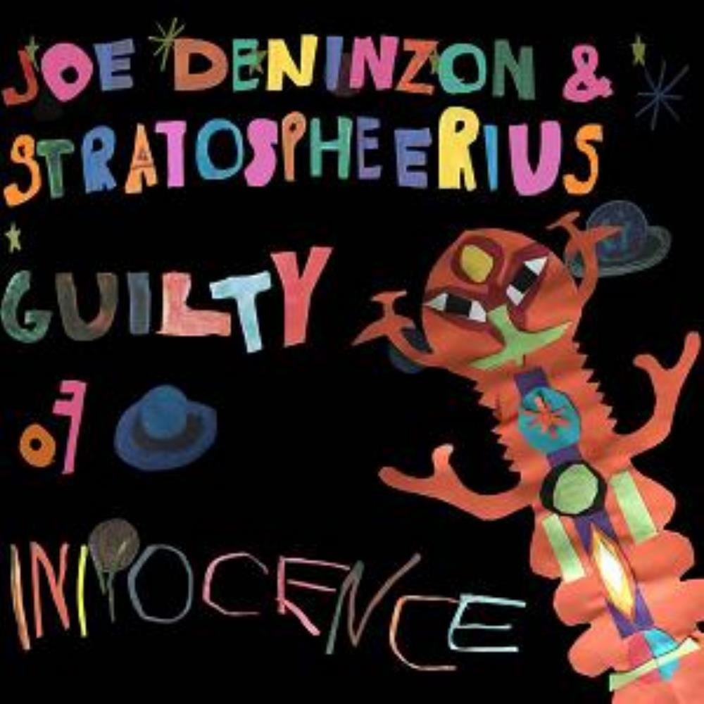 Guilty of Innocence by STRATOSPHEERIUS album cover