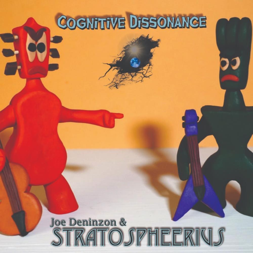 Cognitive Dissonance by STRATOSPHEERIUS album cover