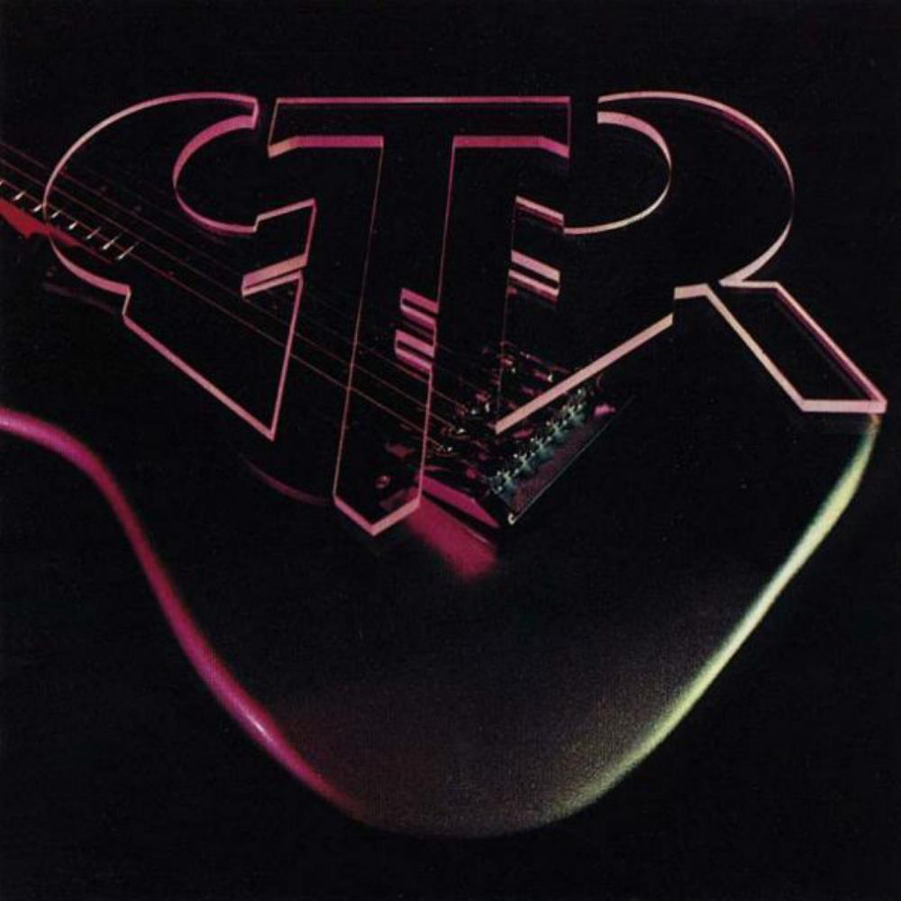 GTR by GTR album cover