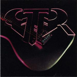 GTR - GTR CD (album) cover