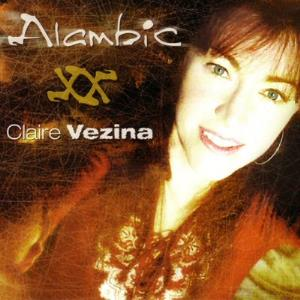 Claire Vezina - Alambic CD (album) cover