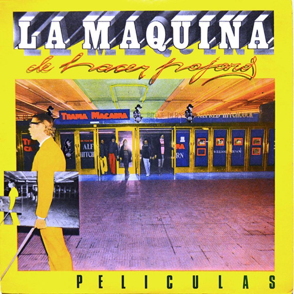 Peliculas by MÁQUINA DE HACER PÁJAROS, LA album cover