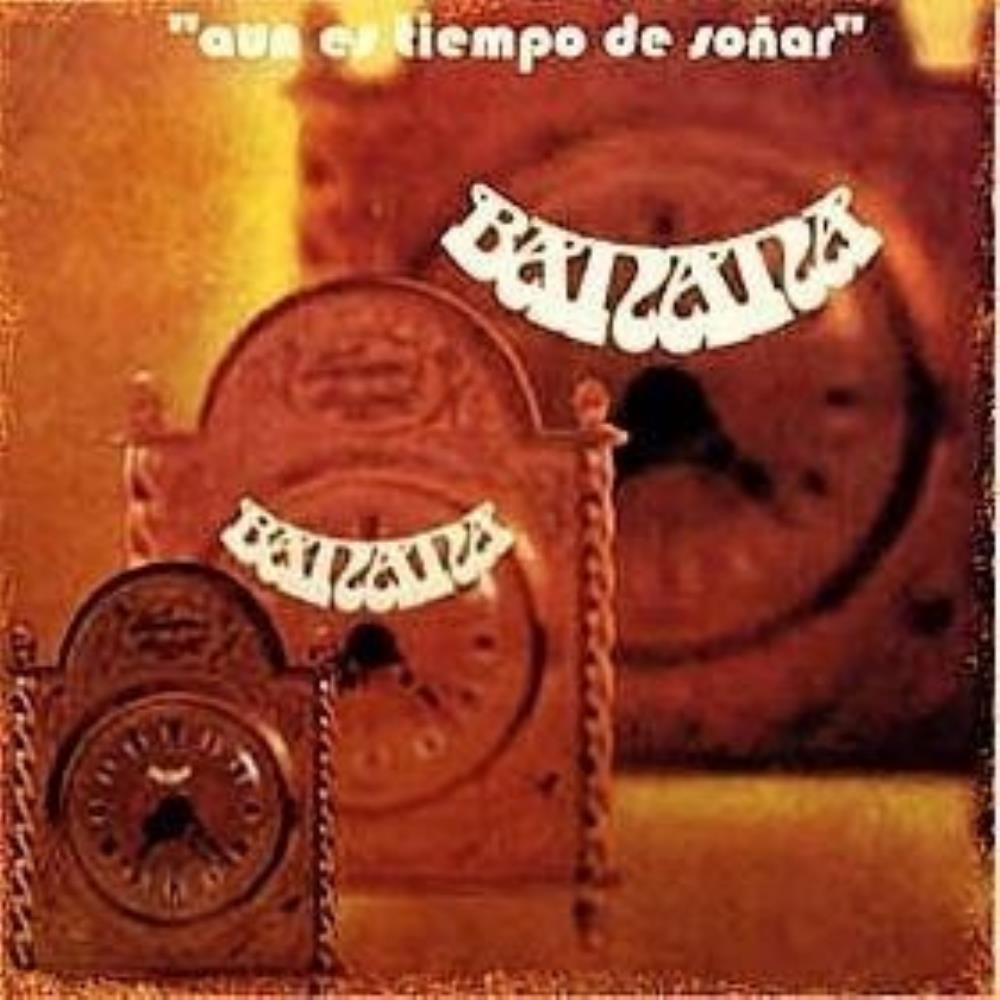 Aún Es Tiempo De Soñar by BANANA album cover