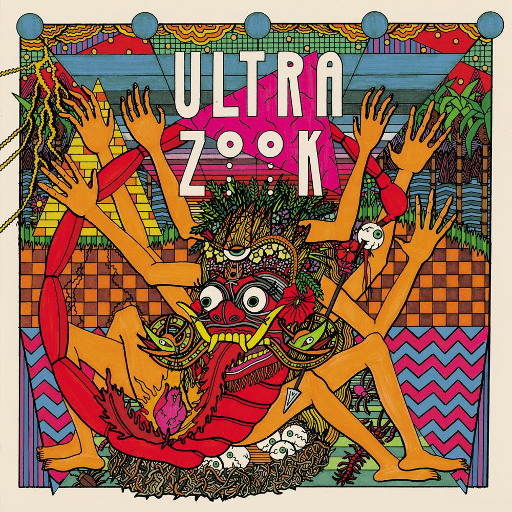 Ultra Zook by ULTRA ZOOK album cover