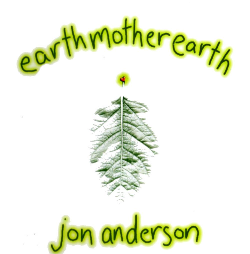 Jon Anderson - Earthmotherearth CD (album) cover