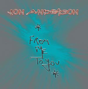 Jon Anderson From Me To You album cover
