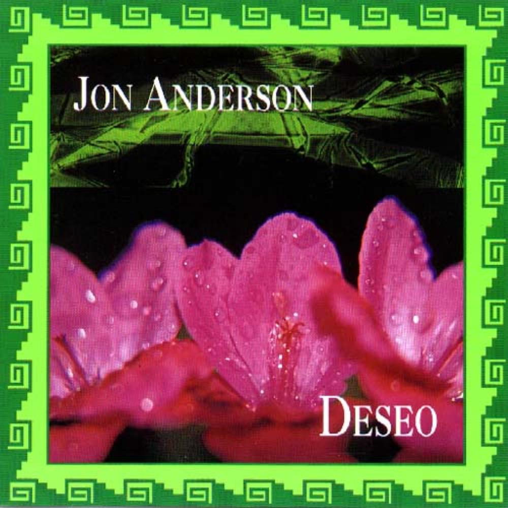 Deseo by ANDERSON, JON album cover