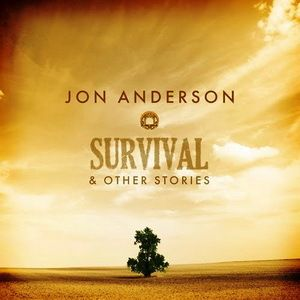 Jon Anderson Survival And Other Stories album cover