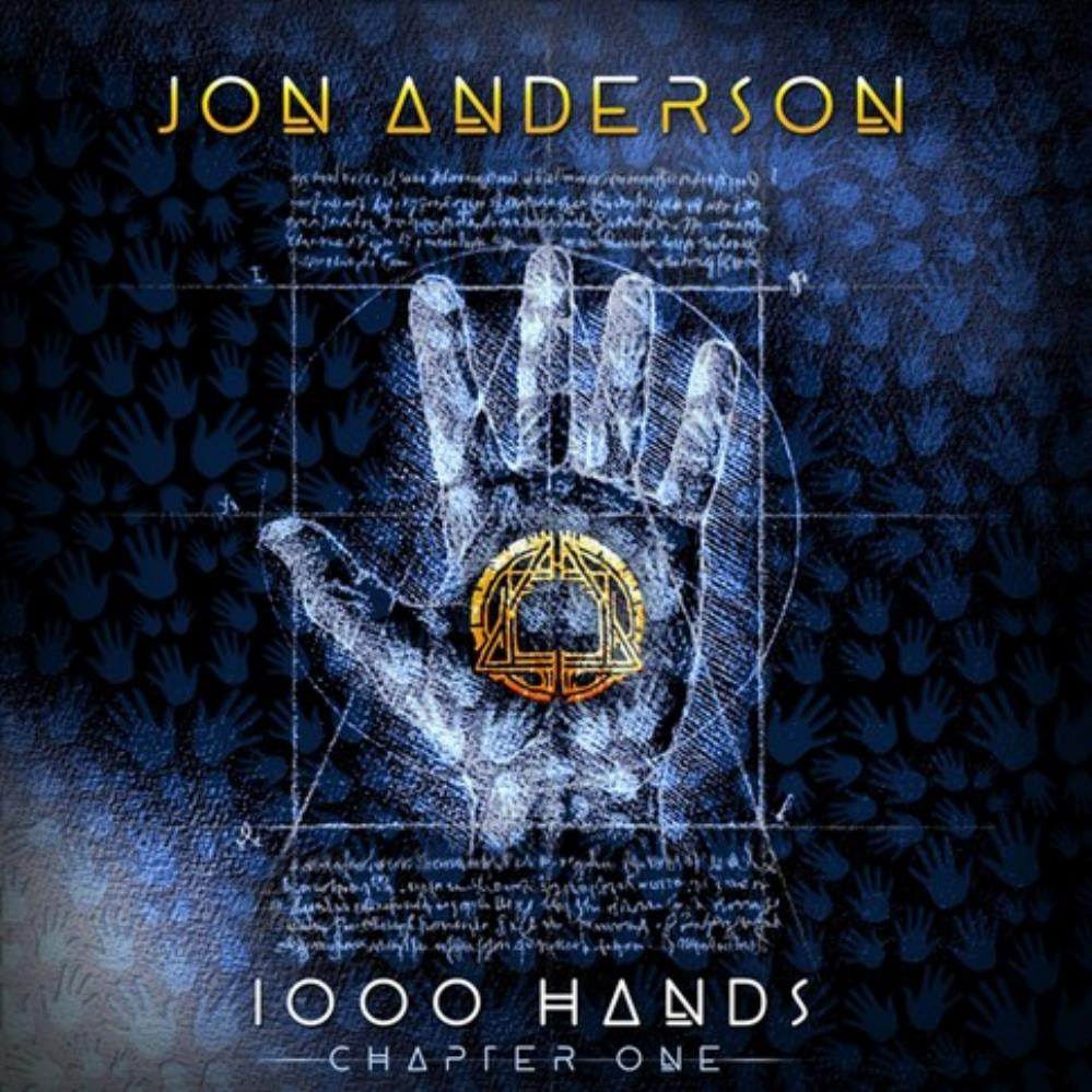 Jon Anderson 1000 Hands - Chapter One album cover