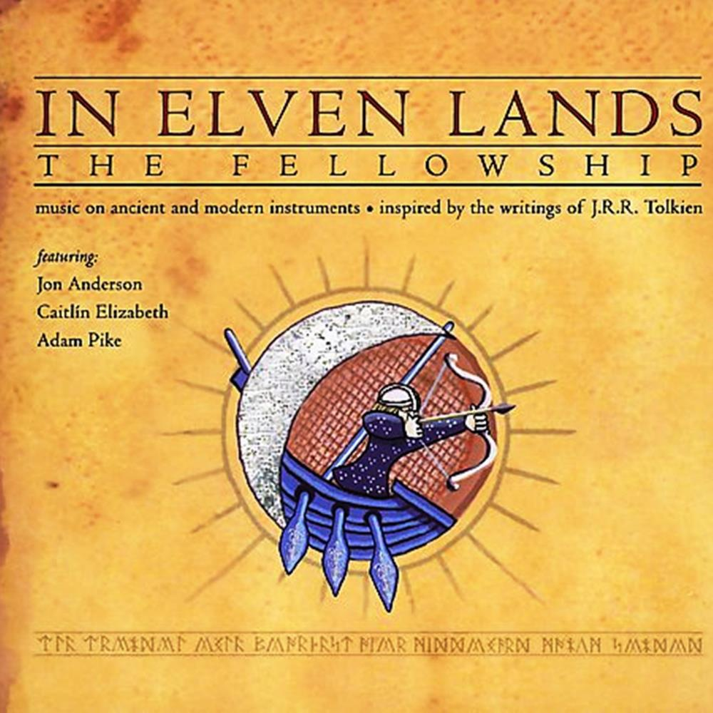 Jon Anderson The Fellowship: In Elven Lands album cover