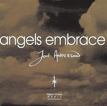 Jon Anderson Angels Embrace album cover