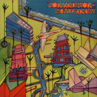 Jon Anderson - In the City of Angels  CD (album) cover