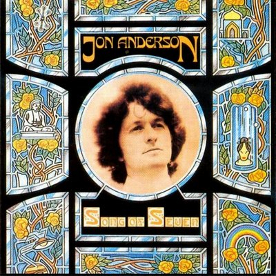 Jon Anderson Song of Seven album cover