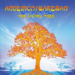Jon Anderson - The Living Tree (Anderson/Wakeman) CD (album) cover