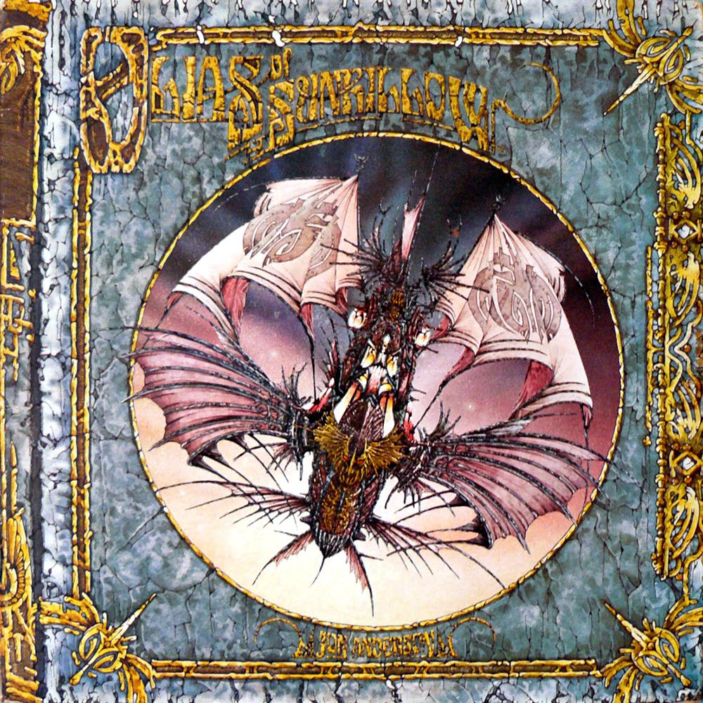 Jon Anderson - Olias Of Sunhillow CD (album) cover