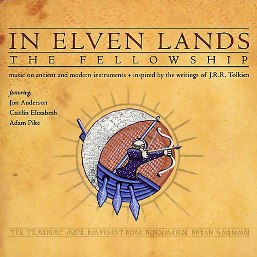 Jon Anderson In Elven Lands: The Fellowship album cover