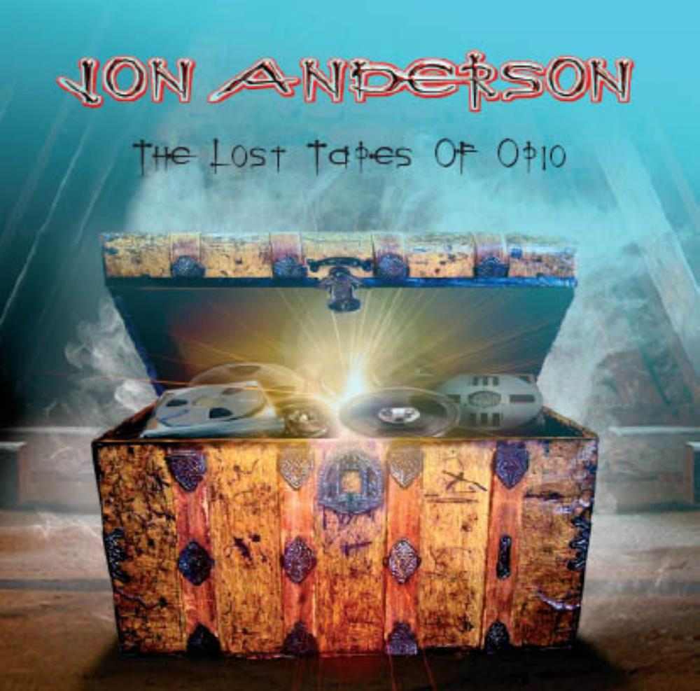 Jon Anderson Lost Tapes Of Opio album cover