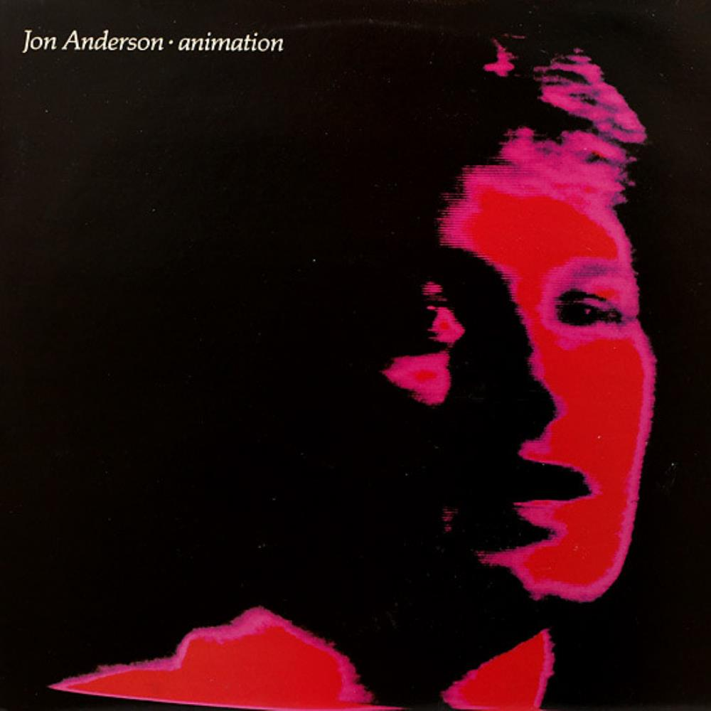 Jon Anderson - Animation CD (album) cover