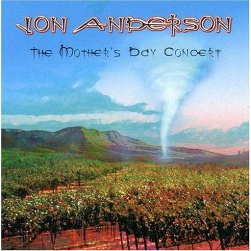 Jon Anderson The Mother's Day Concert album cover