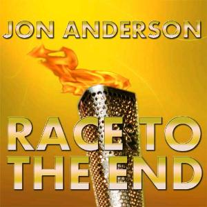 Jon Anderson Race to the End album cover