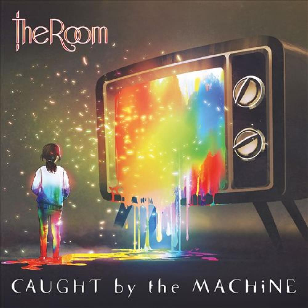 Caught By The Machine by ROOM, THE album cover