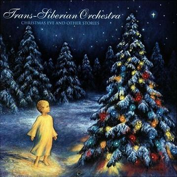 Trans-Siberian Orchestra - Christmas Eve & Other Stories CD (album) cover