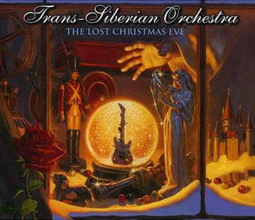 Trans-Siberian Orchestra - The Lost Christmas Eve CD (album) cover