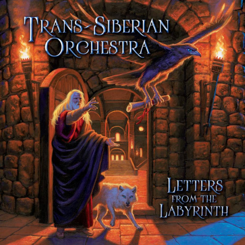 Trans-Siberian Orchestra - Letters From The Labyrinth CD (album) cover