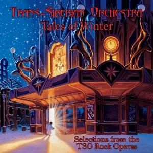 Trans-Siberian Orchestra Tales Of Winter: Selections From The TSO Rock Operas album cover