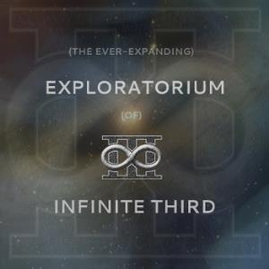 Infinite Third Exploratorium album cover