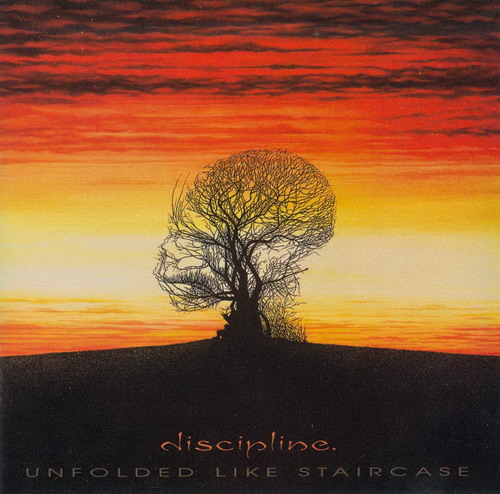 Discipline - Unfolded Like Staircase CD (album) cover