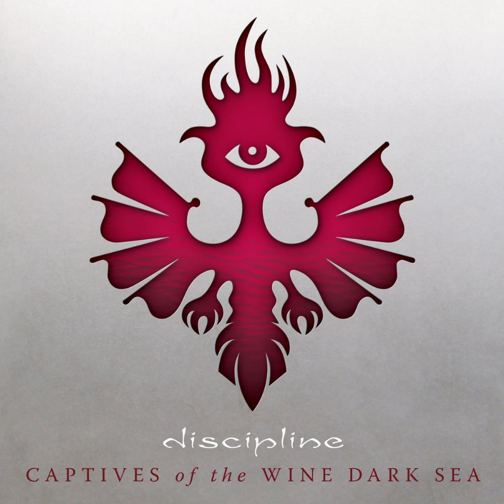 Captives Of The Wine Dark Sea by DISCIPLINE album cover