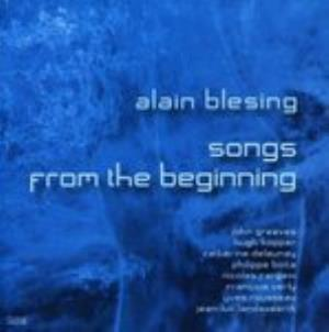 Alain Blesing Songs From The Beginning album cover