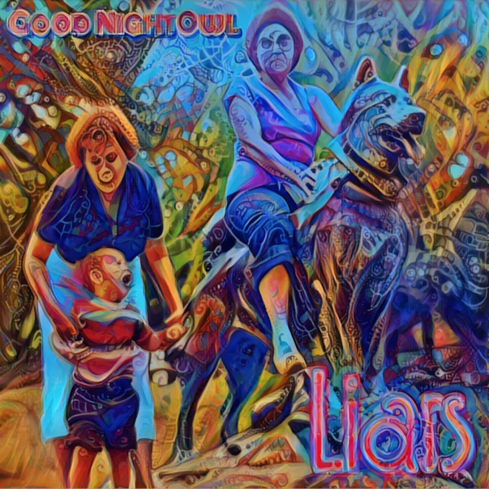 Liars by GOOD NIGHTOWL album cover